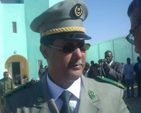 المدير العام للجمارك الوطنية الجنرال الداه ولد المامي