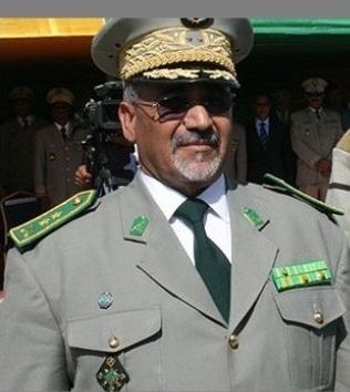 المدير العام للأمن الوطني الفريق محمد ولد مكت