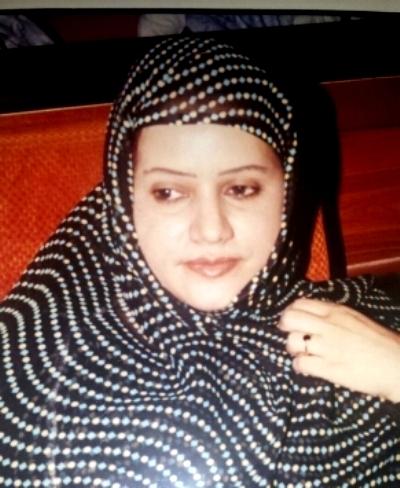الامينة العامة للحكومة زينب بنت اعل سالم