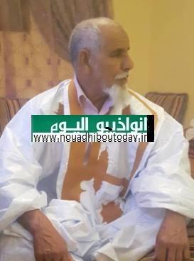 المرحوم لعروسي ولد عبد الودود 1945-2017