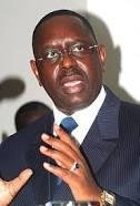 الرئيس السنغالي ماكي سال