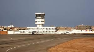 واجهة مطار انواذيبو
