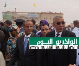 معالي الوزير الأول المهندس/  يحي ولد حدمين