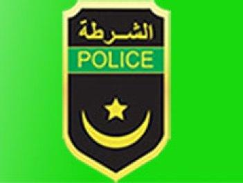 شعار الشرطة الموريتاتية