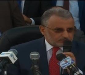 الدكتور/ محمد عالي سيدي محمد المدير العام للشركة الموريتانية للكهرباء