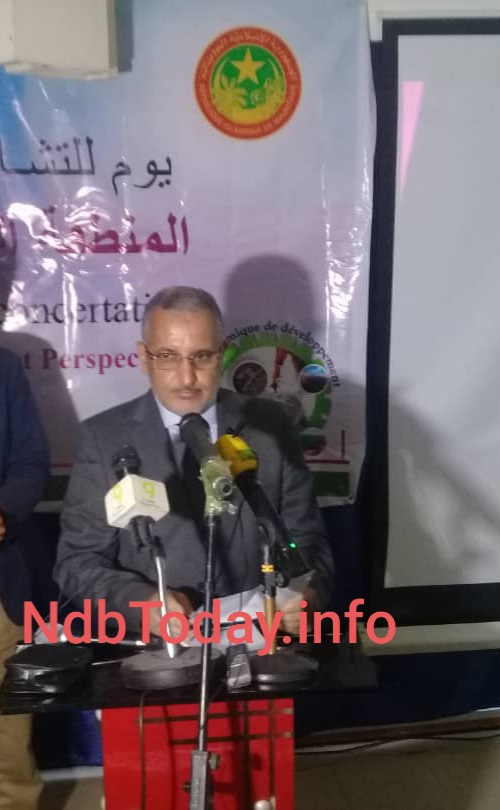 محمد عالي سيدي محمد رئيس سلطة متطقة انواذيبو الحرة
