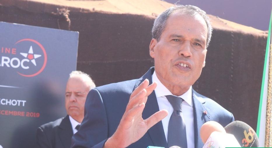 حميد شبار سفير المغرب في موريتانيا