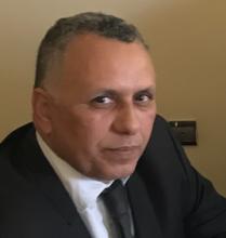 السيد أحمد سالم ولد بوحبيني رئيس اللجنة الوطنية لحقوق الإنسان