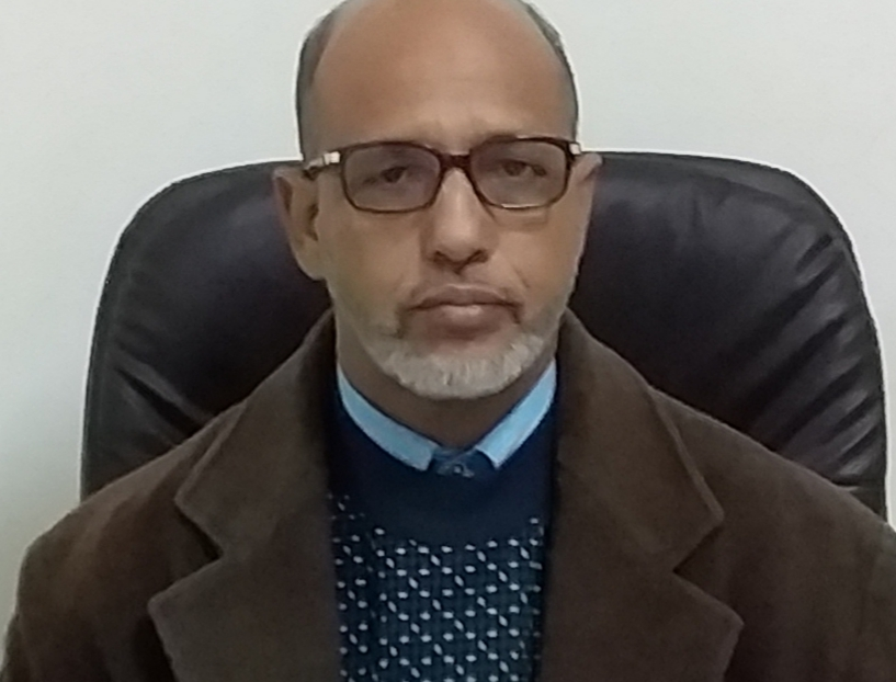 الدكتور/  محمد نافع ولد المختار ولد آكه.