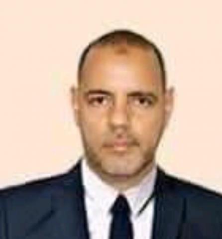 مدير فرع بنك قطر QNB في موريتانيا المُقال نن منصبه حبيب الله ولد المنى.