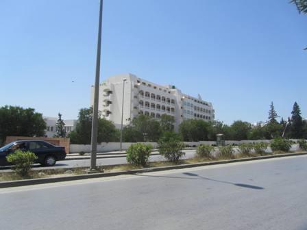 واجهة أحد أحياء العاصمة الإقتصادية انواذيبو