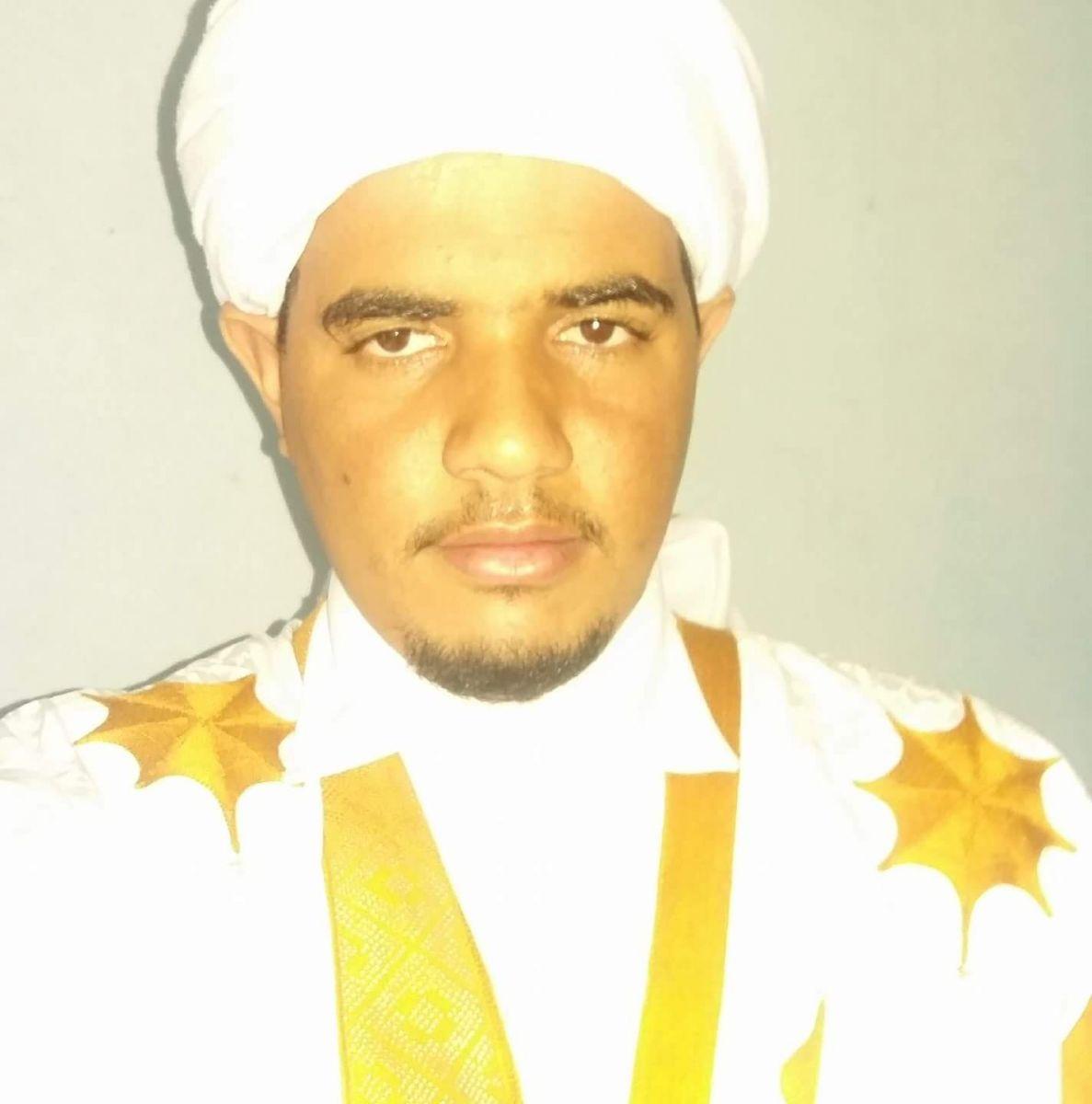 المرحوم باب ولد احمدو ولد حبيب الرحمن