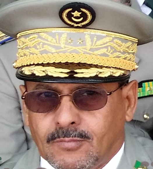 الجنرال لبات ولد المعيوف