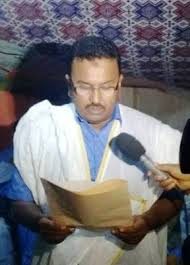 عمدة بلدية بولنوار الريفية أحمد ولد باري