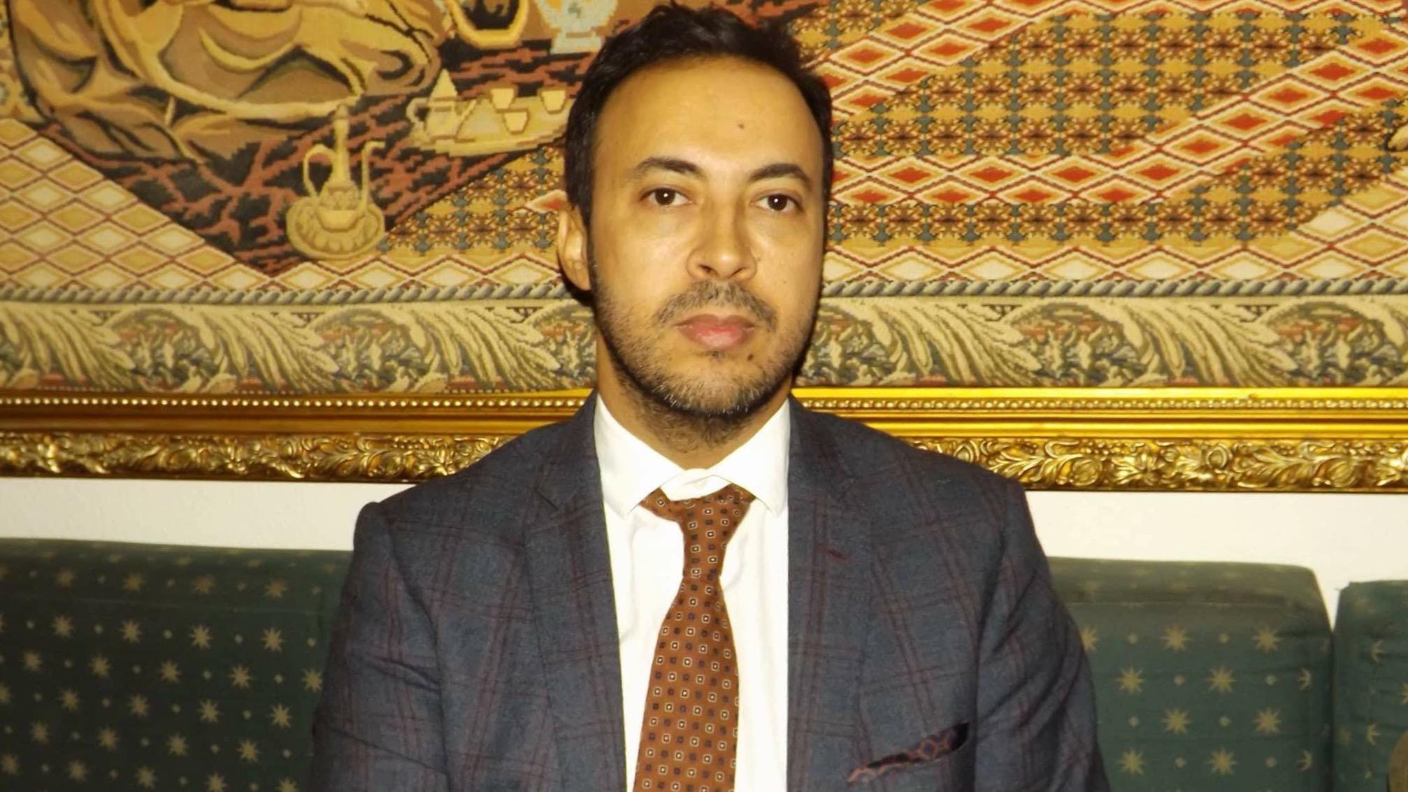 المدير العام لمستشفي التخصصات الطبية بنواذيبو ذ/محمد ولد الشيخ