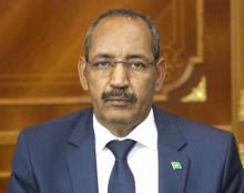 وزير الداخلية الموريتاني احمدو ولد عبد الله