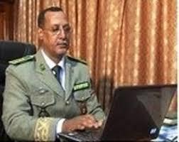 المدير العام للجمارك الموريتانية اللواء الداه ولد المامي